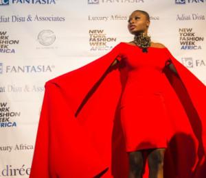 New York Fashion Week Africa 33