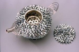 Steel Nut Teapot-2